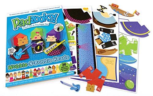 Easy To Do Character Costumes (Padzooks - Rocking Bobbleheads Kit)