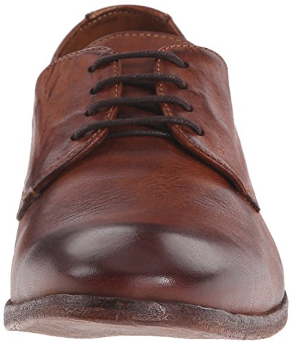 H by Hudson Mens Dylan Oxford Tan tnxiL8Jnm