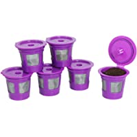 Deals on 6PK Perfect Pod Cafe-Save Reusable K-Cup Pod Coffee Filters