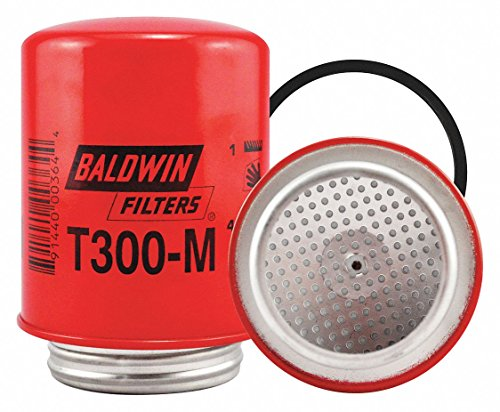 Oil Filter, Spin-On, By-Pass, (Oil Vac)