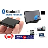 NEW Bluetooth Music Receiver 30 pin dock adapter for iPhone iPod A2DP Audio Speaker for iPod, iPad, iPhone 4 4S