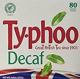 Typhoo Decaf 80 Bags 3 Pack