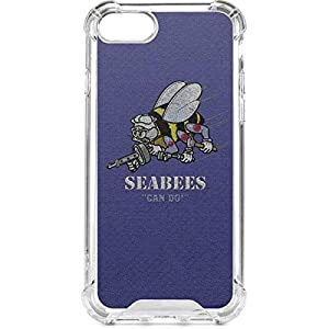 US Navy iPhone 7 Clear Case - US Navy | Skinit Clear Case - Transparent Edge iPhone 7 Cover by Skinit