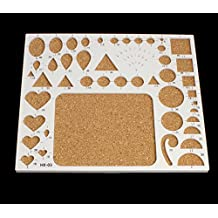 DIY Scrapbooking Paper Quilling Handmade Tools Photo Quilling Work board Set Greeting Cards Decoration