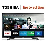 Toshiba 43LF421U19 43-inch 1080p Full HD Smart LED TV - Fire TV Edition