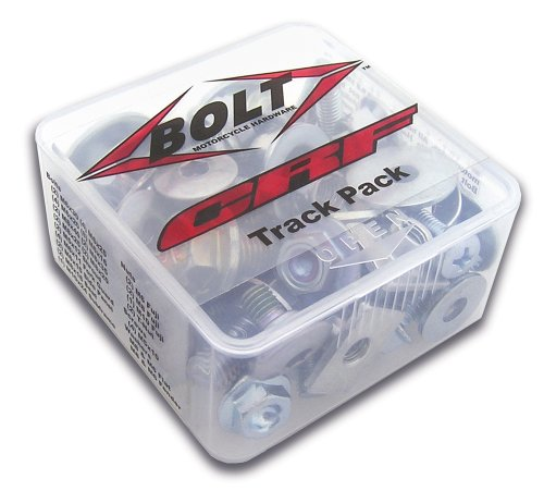 Bolt Motorcycle Hardware (56CRFTP) CRF Track Pack Hardware Kit