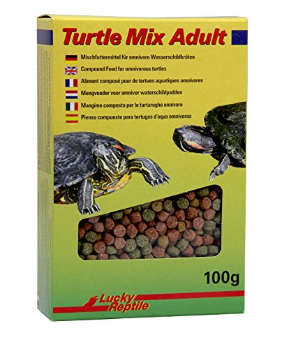 Lucky Reptile Turtle Mix Adult 100 g, 1er Pack (1 x 100 g)