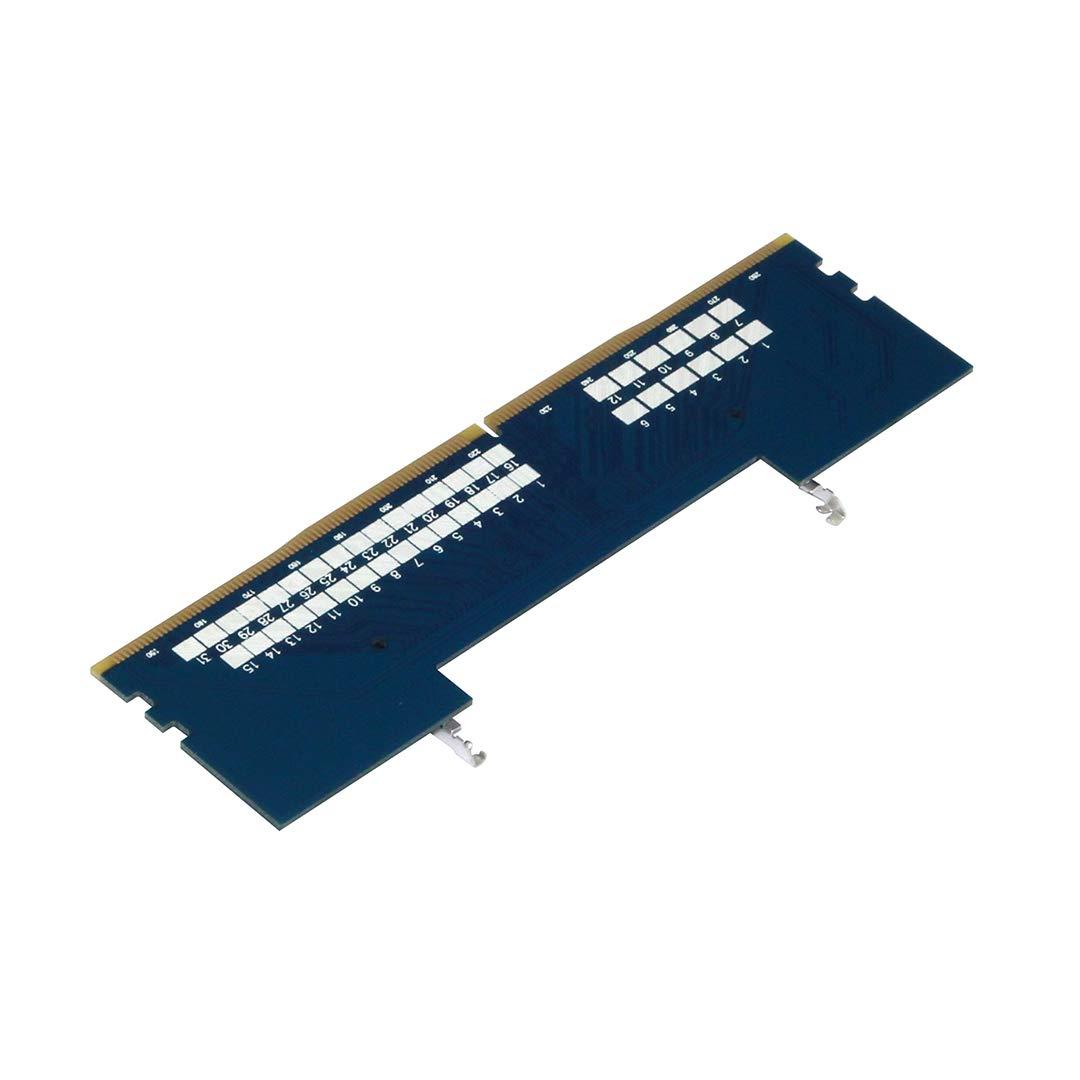 Amazon.com: Adaptador de tarjeta de memoria DDR4 para ...