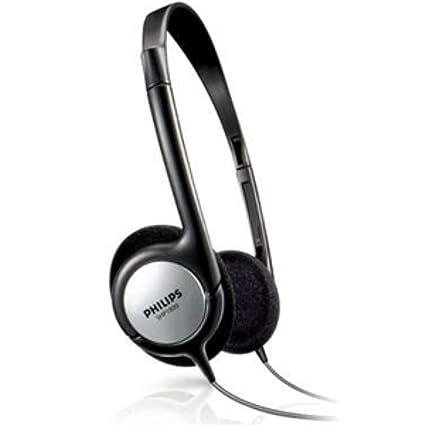 dcbb316cbe2 Philips SHP1800/97 On-Ear Indoor Corded TV Headphone: Amazon.in: Electronics