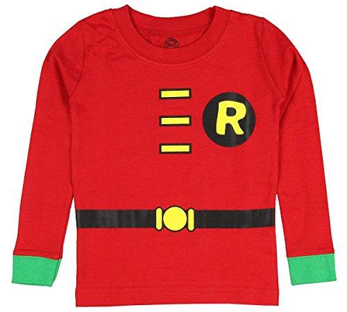 Intimo Boys' Robin Pajama Set at Gotham City Store