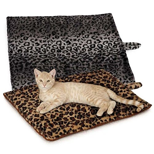 Quality Thermal Self Heating Cat Mat, Reversible Washable Mat 51rIq9vuCML