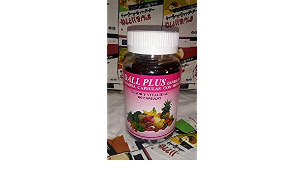 Amazon.com: Adall Plus Multivitaminas Capsulas Con Minerales, Vigor and Vitality: Health & Personal Care