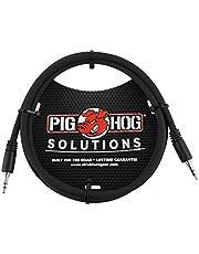 Pig Hog PX-T3503 - Cable TRS para instrumentos (3,5 mm)