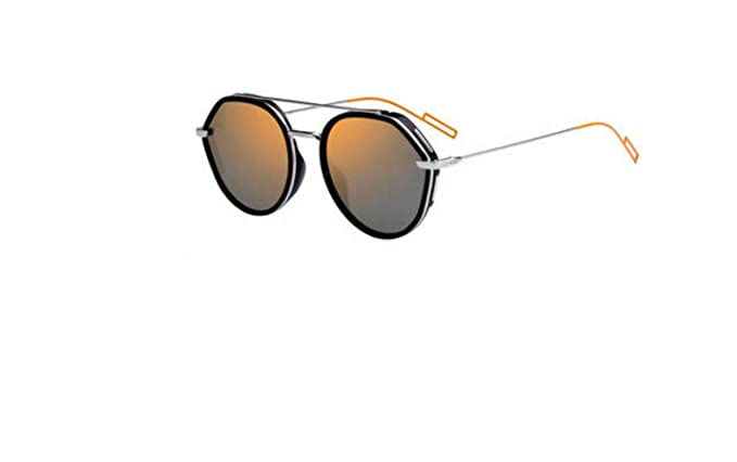 8f1d8103e6 Image Unavailable. Image not available for. Colour  New Christian Dior Homme  0219S 0CSA 83 Black Palladium Sunglasses