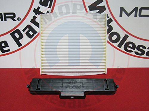 DODGE RAM 1500 2500 3500 Cabin Air Filter And Filter Access Door NEW OEM MOPAR (Cover Door Oem)