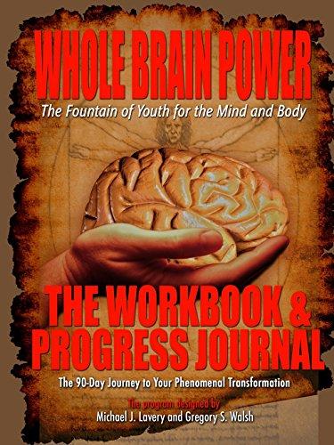 Whole Brain Power: Workbook & Progress Journal