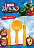 Paper Magic Group Pumpkin Carving Kit, Marvel Heroes