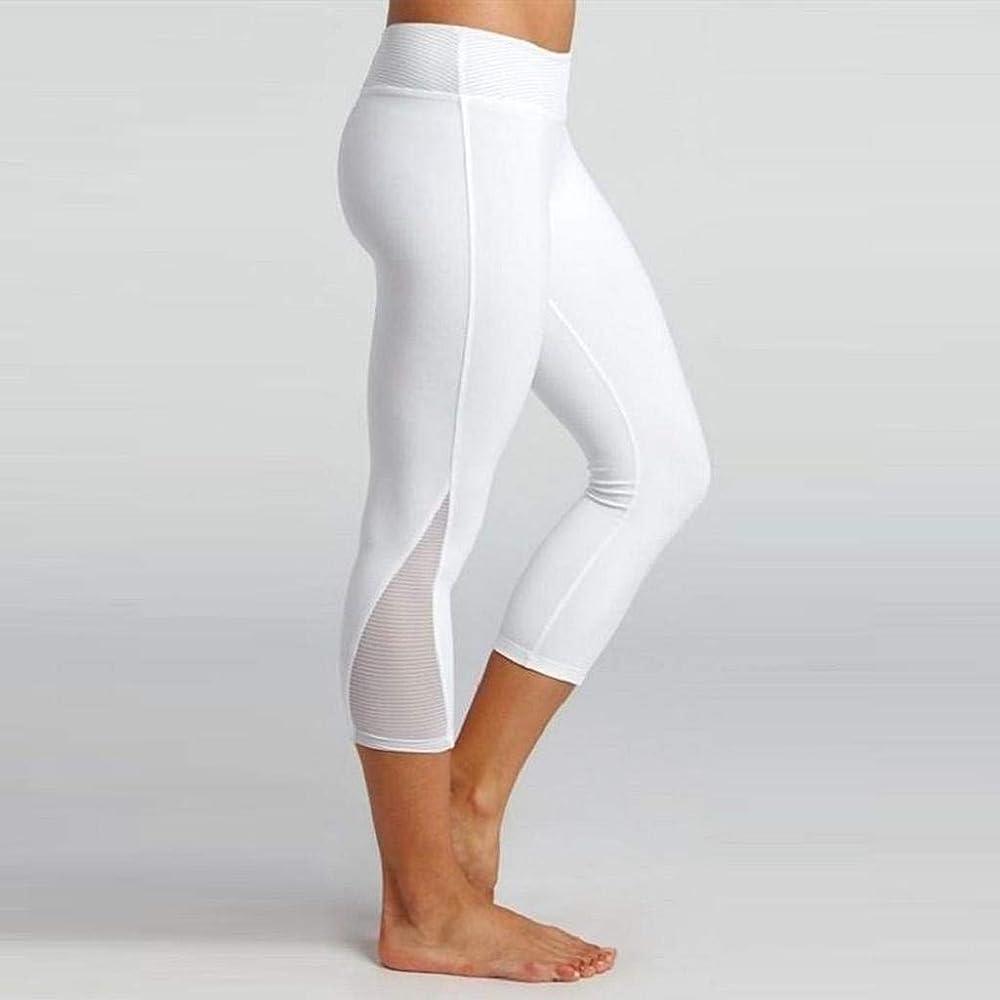 SHOBDW Pantalones Mujer Moda Leggings Gimnasio Deportes Gimnasio ...
