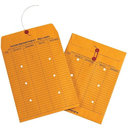 - Boxes Fast BFEN1093 Inter-Department Envelopes, 10