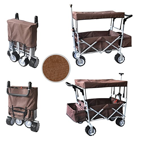 1 Fully Collapsible Stroller - 7