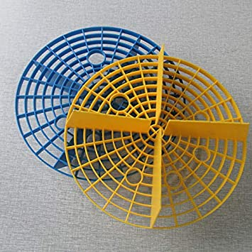 QuTess Grit Guard Insert Car Wash Grit Guard Insert Washboard Water Bucket Scratch Dirt Filter