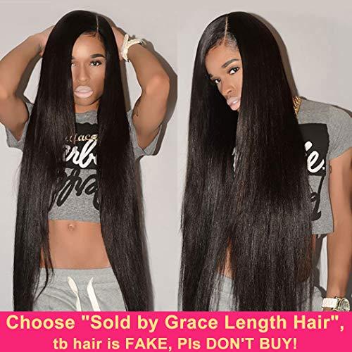 8A Remy Brazilian Virgin Hair Straight 24