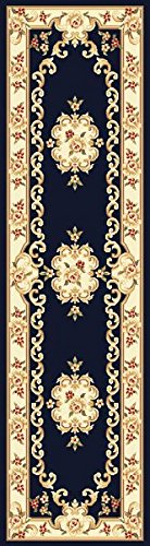 Runner Wool Aubusson (KAS Oriental Rugs Corinthian Collection Aubusson Runner, 2'2