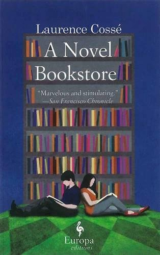 book cover of A Novel Bookstore