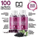 (2 Pack) Elderberry Gummies for Immune Support