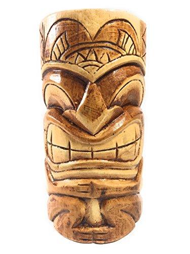 Ku Tiki Mask (CARVED TIKI MASK 8