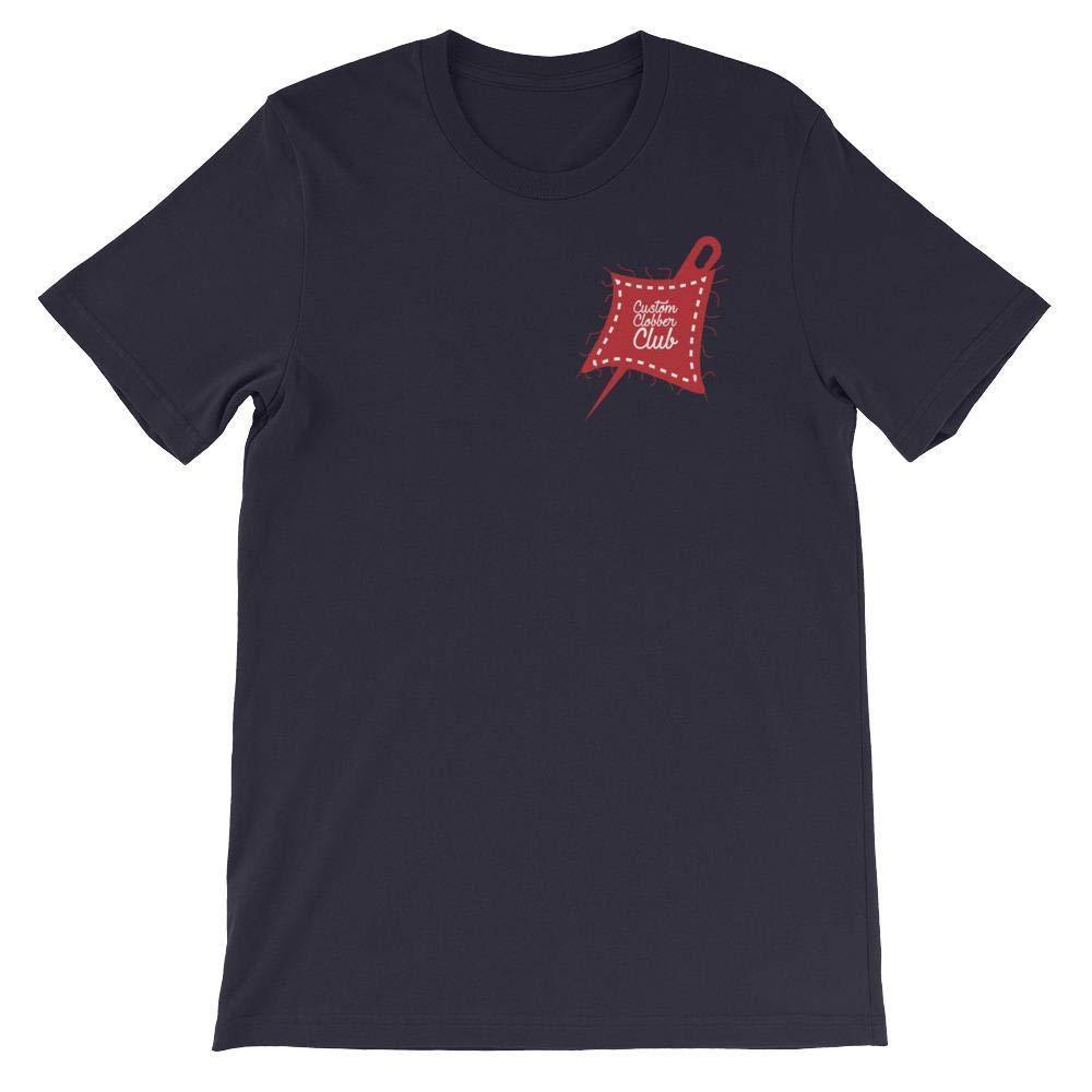 Custom Clobber Club Classic OG Short-Sleeve Unisex T-Shirt