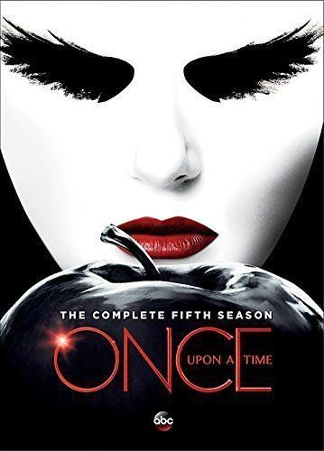 Once Upon a Time : Complete Fifth Season (Series Season 5, 5-DVD Set) USA Format Region 1 Preorder