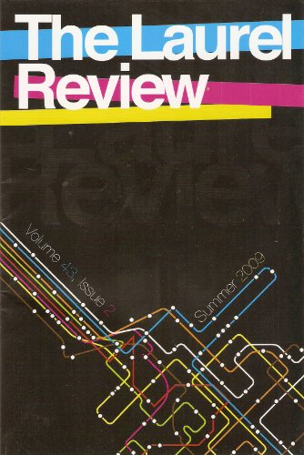 The Laurel Review - Summer 2009 - Volume 43, Issue 2