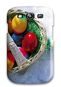 CfNFZAd21279tIBUy Jack Anderson Easter Eggs In The Snow Basket Red Green White Holiday Easter Feeling Galaxy S3 On Your Style Birthday Gift Cover Case