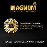 Trojan Magnum Lubricated Latex Large Size Condoms