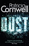 Dust by Patricia Cornwell front cover