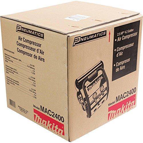 makita air compressor mac2400 manual