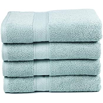 Ariv Collection Premium Bamboo Cotton Bath Towels - Natural, Ultra Absorbent and Eco-Friendly 30