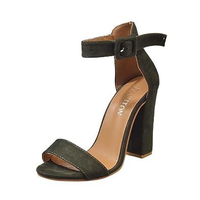 AmazonSandales Luckycat D'été Été De À Femme Chaussures 7yvY6gbf