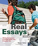 img - for Real Essays with Readings: Writing for Success in College, Work, and Everyday Life, 4th Edition book / textbook / text book