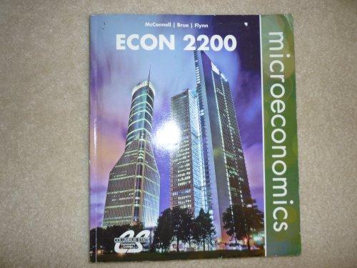 Microeconomics ECON 2200 (Columbus State Community College)
