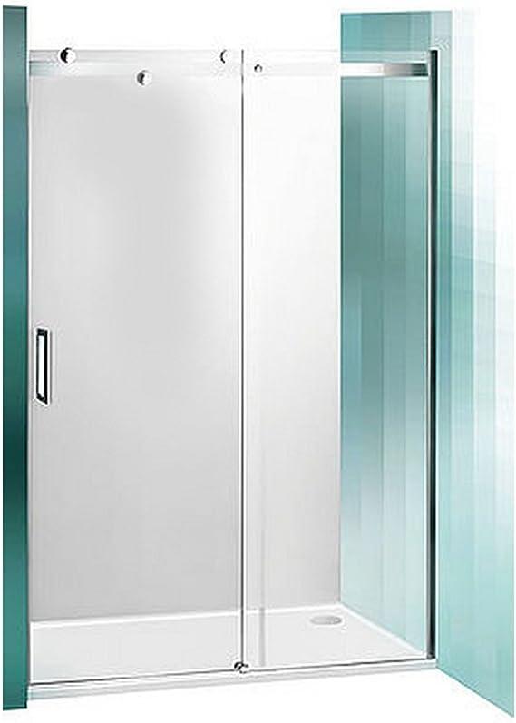 Puerta Corredera puertas para Nano 8 mm 120 x195 cm puerta de ducha 120 cm Mampara de ducha cabina de ducha: Amazon.es: Bricolaje y herramientas
