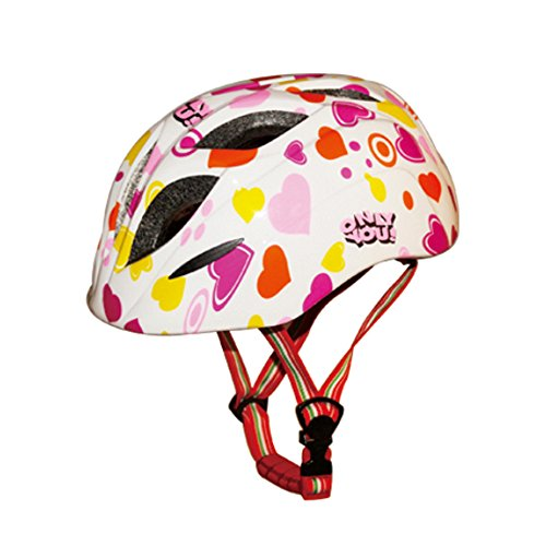 Putars Children Bike Helmet,Cycling Road Helmet,Skating Helmet with Shockproof Function and Ultra-light,Sports Helmet for Kids (white) -  QXHWYDM