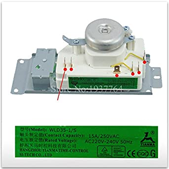 YOUKITTY - 1 temporizador para horno microondas WLD35-1/S WLD35-2 ...