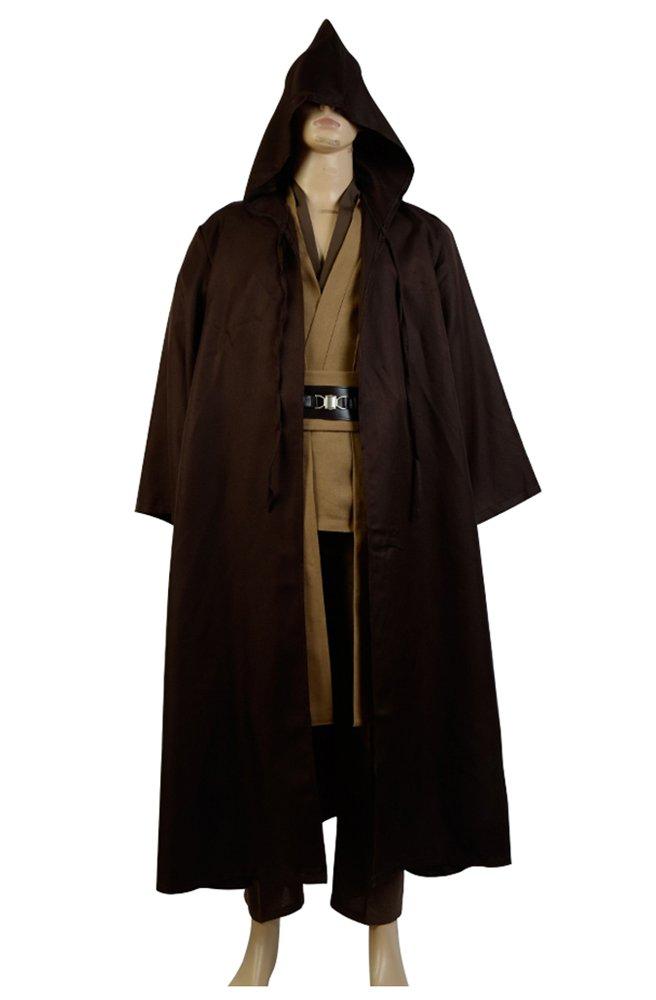 Kostor Star Wars Jedi Kenobi TUNIKA Cosplay kostuem XXX-Large Braun-C B012RR25NI Kostüme für Erwachsene Eleganter Stil    | Deutschland