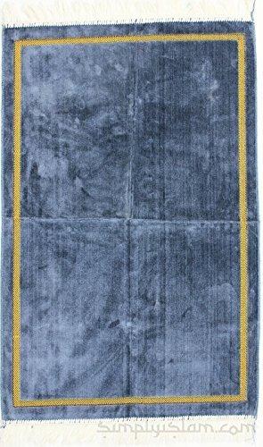 light blue prayer mat - 7
