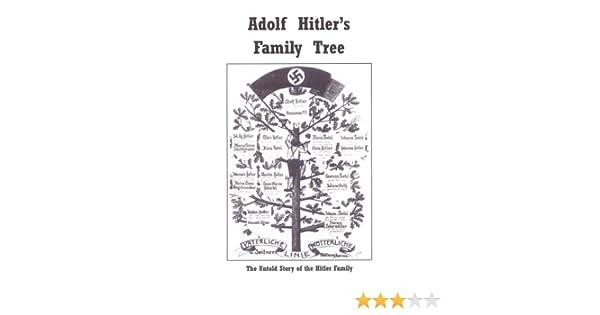 schicklgruber family tree