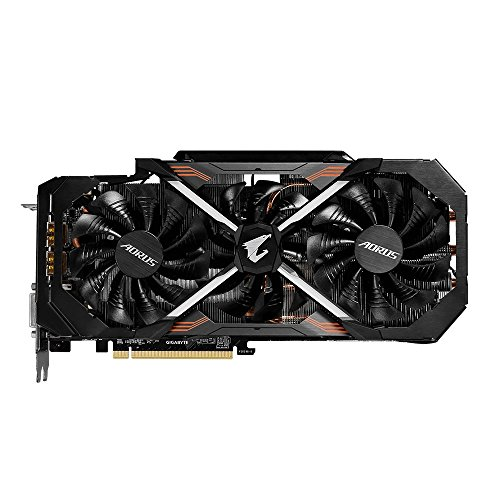 Gigabyte AORUS GeForce GTX 1080 Ti Xtreme Edition 11GB Graphic Cards GV-N108TAORUS X-11GD by Gigabyte (Image #2)
