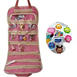 Hanging Storage Organizer Combo Pack with Color Pop Tsum Tsum Blind Pack
