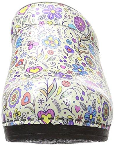 donna Open Zoccoli multicolore multicolore 90 da Isalena Sanita Ipq1x